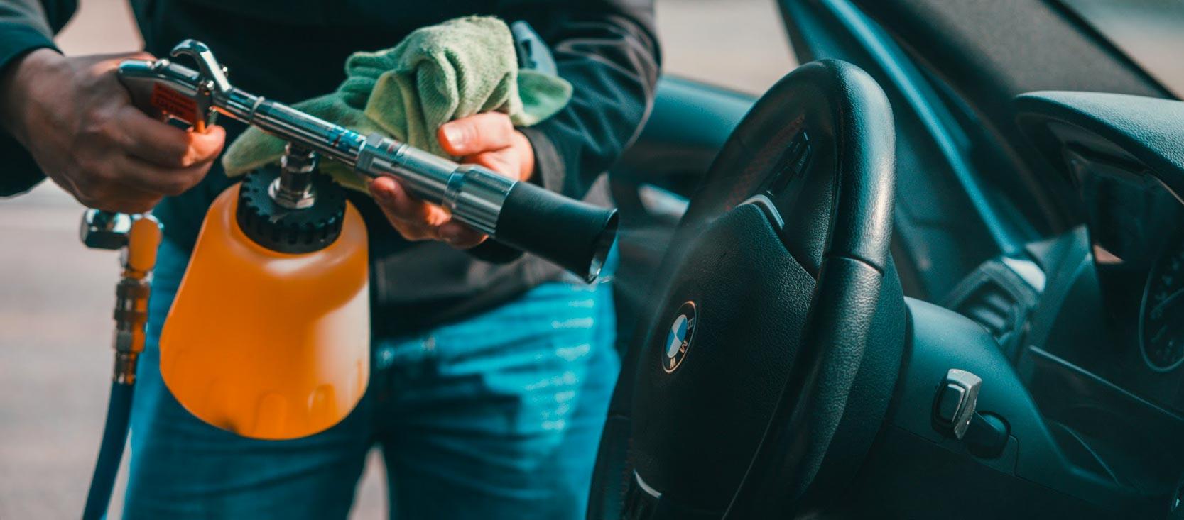 Actualité : nettoyage de véhicules professionnels et utilitaires sur Nîmes, Montpellier, Lunel, Gard et Hérault